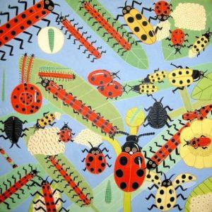 lieveheersbeestjes  Ria Mul (2008)